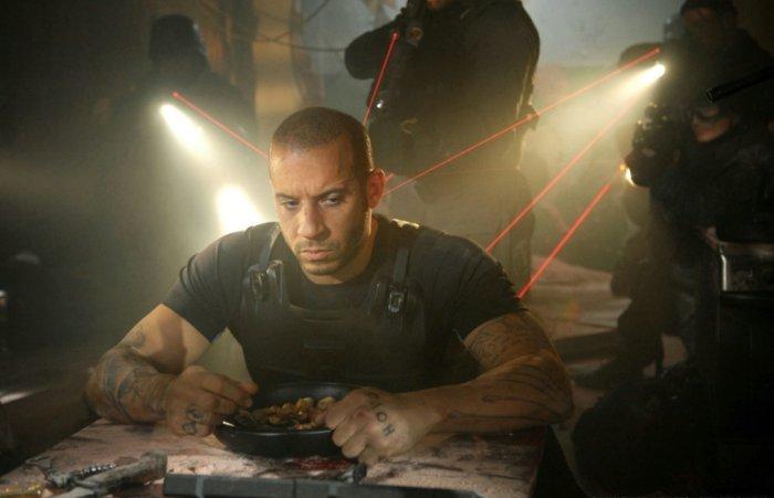 Toorop (Vin Diesel) hat viele Gegner