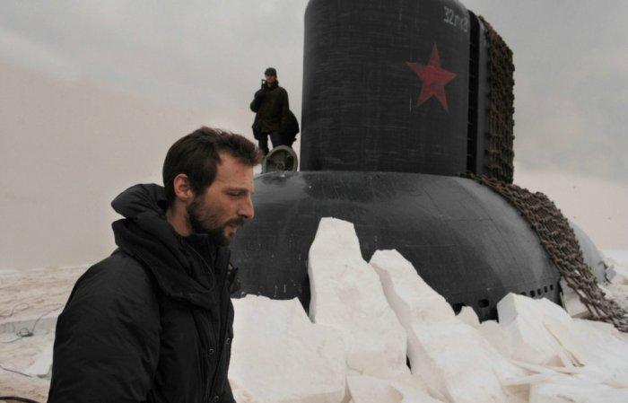 Besuch von einem russischen U-Boot