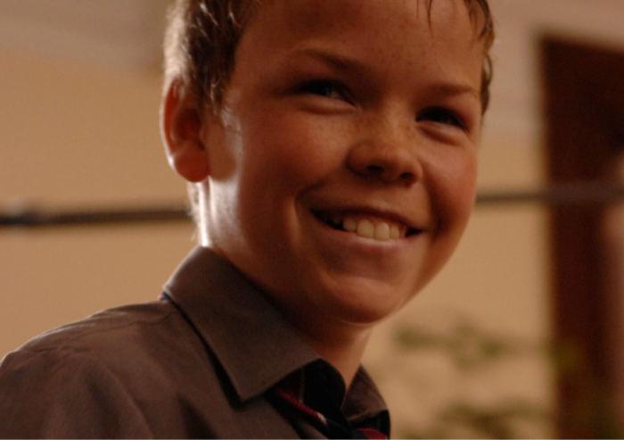 Will Poulter als Klassenkasper Lee