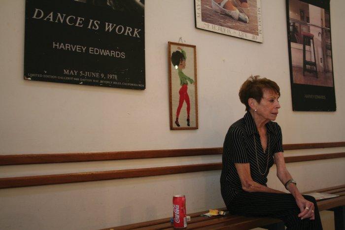 Tanz ist Arbeit: Phyllis Spira