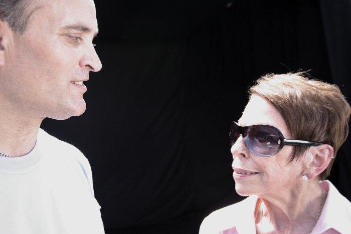 Philip Boyd mit Gattin