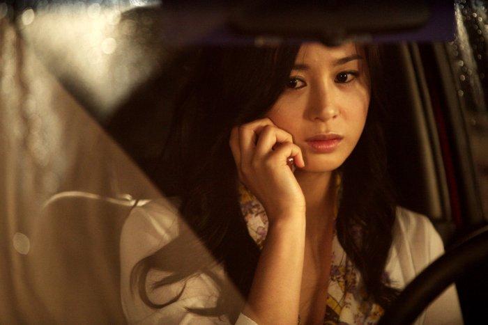 Mi-jin auf dem Weg zum Kunden