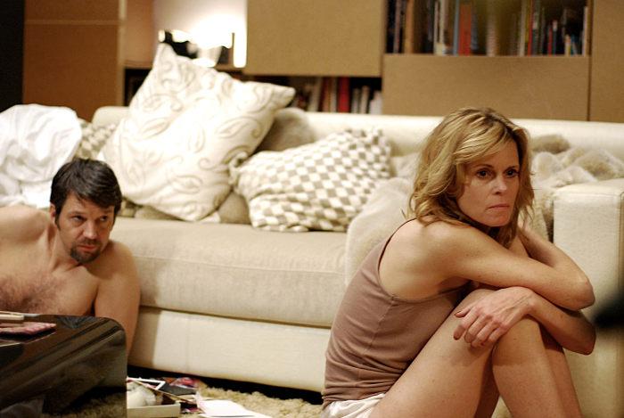 Alexander (Kai Wiesinger) und Julia (Leslie Malton)