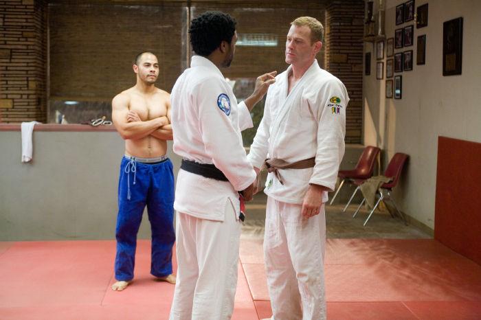 In der Kampfschule der Familie Terry