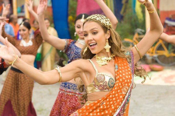 Jane findet Gefallen an indischer Kultur