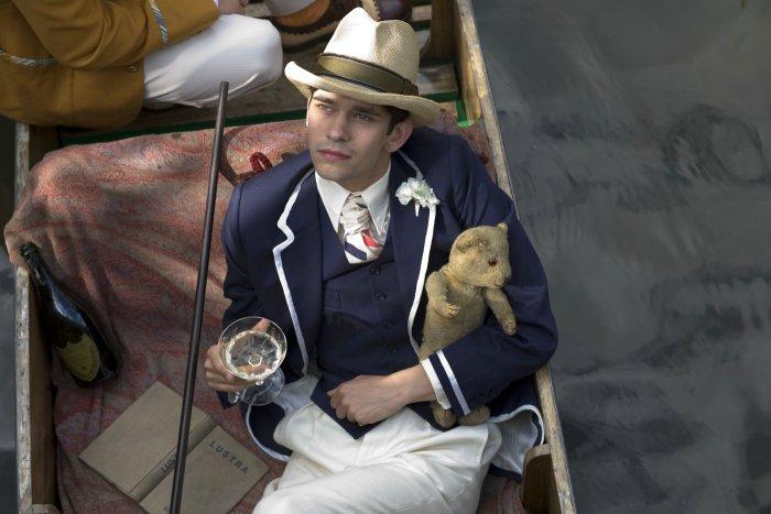 Sebastian Flyte (Ben Whishaw) ist ein Hedonist