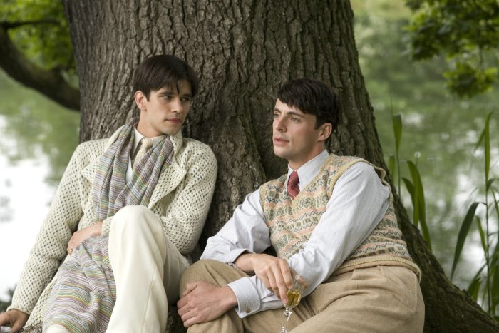 Sebastian hat sich in Charles (Matthew Goode) verliebt