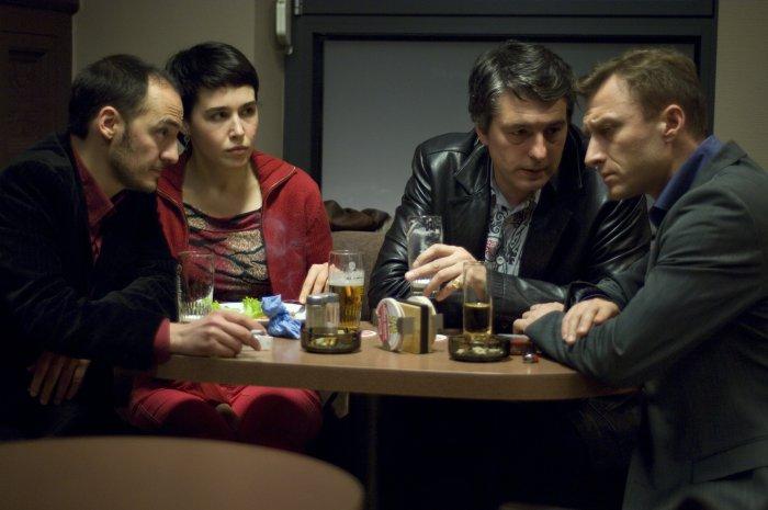 Andrei (Anton Yakovlev) bietet viel Geld für eine Ehe