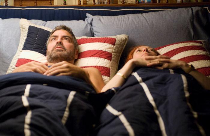 In vielen Betten zu Gast: George Clooney als Harry Pfarrer