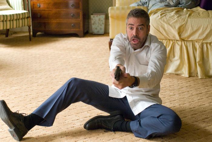 Harry alias George Clooney in Not