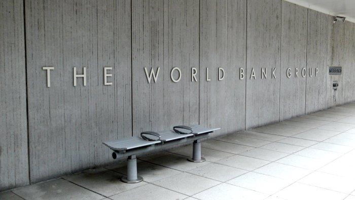 Die Mauern der Weltbank