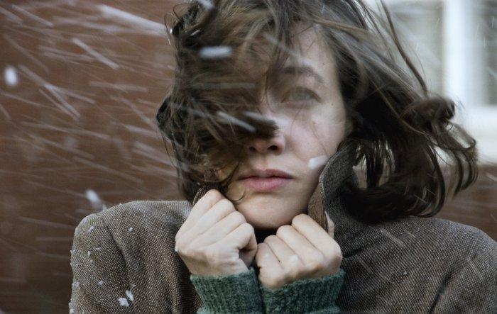 Johanna Wokalek als Fotografin Luise