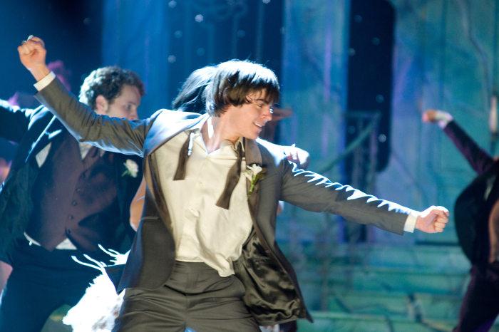 Zac Efron als Troy Bolton