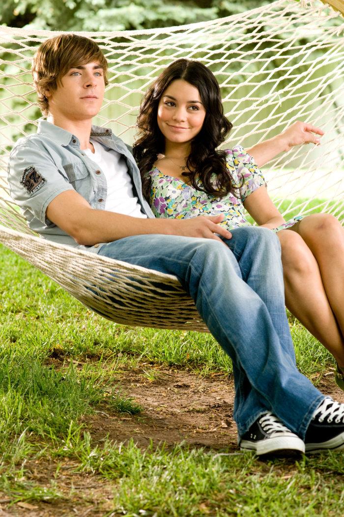 Sind und bleiben ein Paar: Zac Efron und Vanessa Hudgens