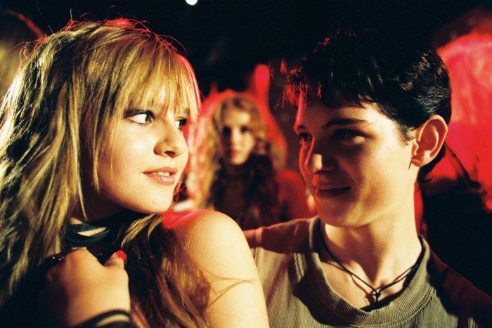 Jenny mit Mel in der Disco