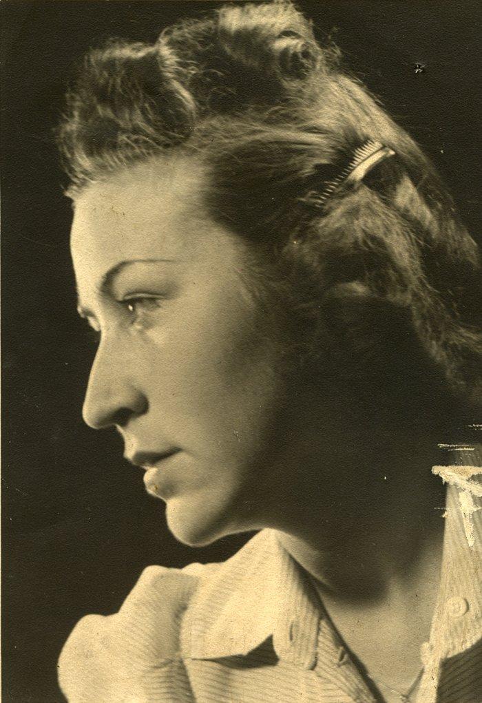 Portraitfoto von 1942