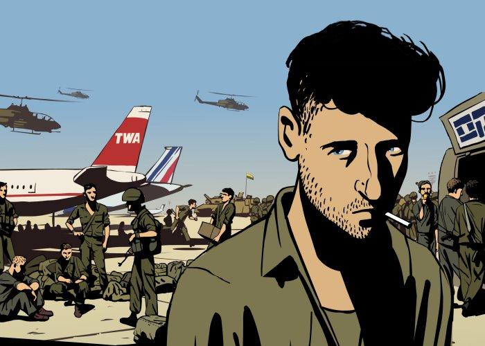 Ari Folman erinnert sich an seine Soldatenzeit