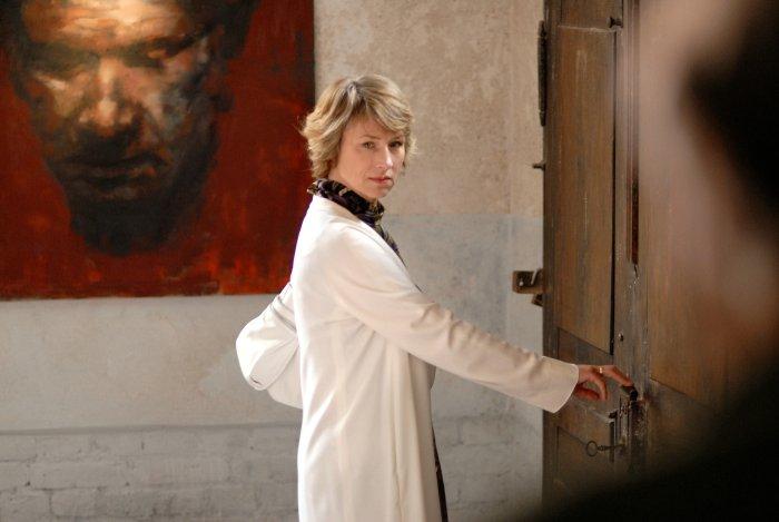 Eliane gibt ein Portrait in Auftrag