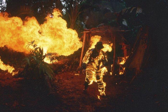 Der Vietcong macht den GIs die Hölle heiß