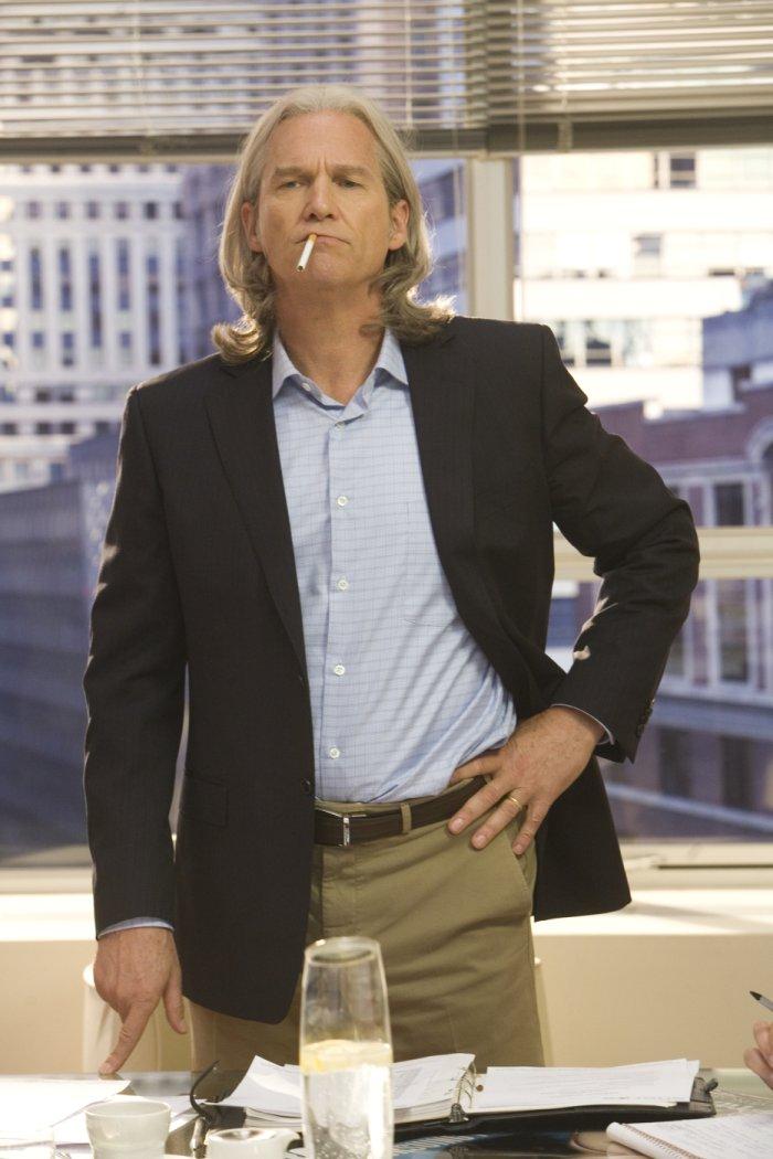 Jeff Bridges als Chefredakteur Clayton Harding